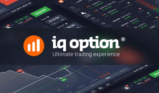 IQ Option – Kiếm tiền online từ giao dịch quyền chọn nhị phân với lợi nhuận tốt