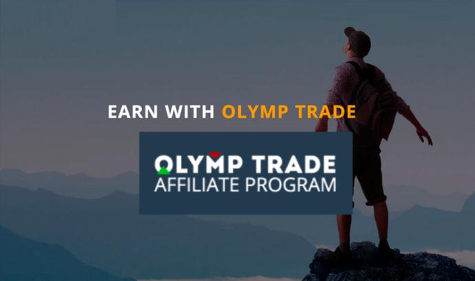 Olymp Trade Affiliate – Tăng thêm thu nhập khi giới thiệu người chơi mới cho Olymp Trade