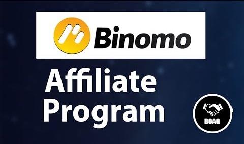 Affiliate Binomo – Tham gia giới thiệu bạn bè bằng tiếp thị liên kết kiếm thu nhập hấp dẫn